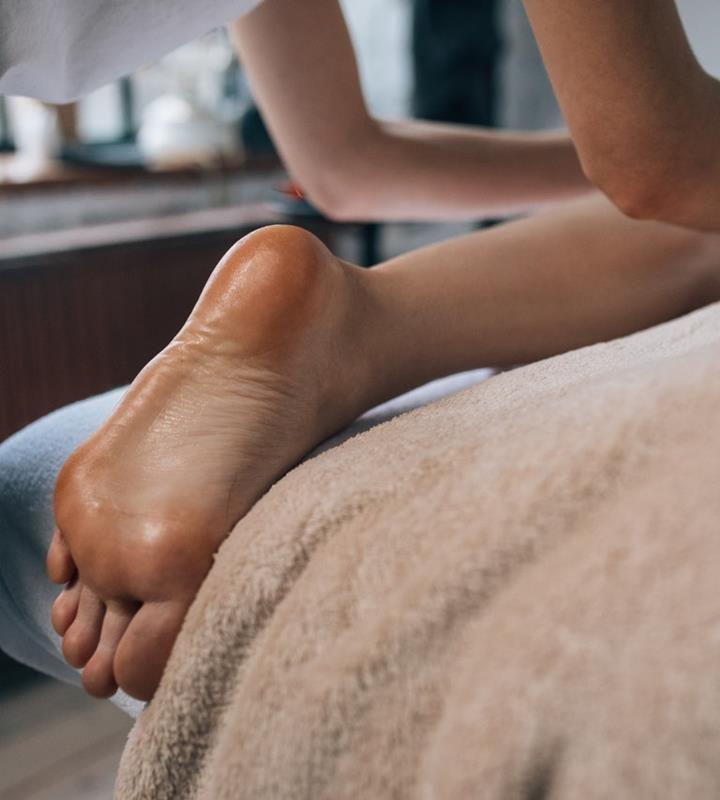 Dowiedz się, jak zrelaksować się na koniec dnia dzięki uzdrawiającemu masażowi